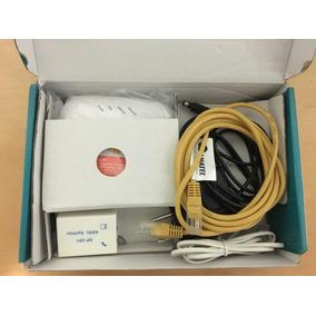 Modem Zte 831 V2 Oi Novo Nunca Usado Completo Na Caixa