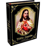 Bíblia Sagrada Católica Luxo 2017 Cd Padre Marcelo Rossi