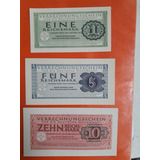 Billetes Alemania: Segunda Guerra Mundial (1944)