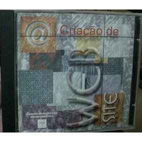 Cd Criação De Web Site / Frete Gratis