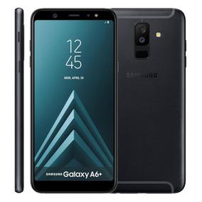 Smartphone Samsung Galaxy A6 Plus Sm-a605gzkqzto 64gb Preto