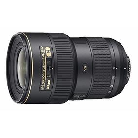 Lente Nikon Af-s Fx Nikkor 16-35mm F/4g Ed Vibr Reduct Zoom