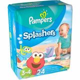 Pampers Splashers Trajes De Baño Desechables Importados!!!!