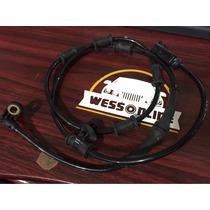 Sensor Abs Bosch Dodge Ram 1500 2500 Num. Parte: 0265007782