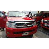 Deflector Bigote De Capot Toyota Hilux