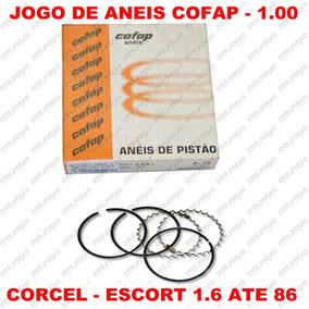 Jogo Aneis 1.00 Corcel - Belina Escort Cht 1.6 Ate 86 Cofap