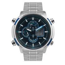 Relógio Orient Masculino Mbssa045 Pdsx 3 Alarmes Original Nf