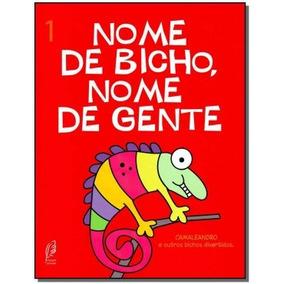Nome De Bicho, Nome De Gente,mercer, Eduardo