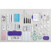 Wilton 216-9036 Piece Ultimate Cake Decorating Set With Tote