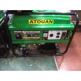 Generador De Planta Electrica De 6500, 6,5 Kw