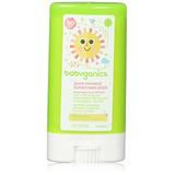 Babyganics Pure Mineral Sunscreen Stick - Spf 50 - Sin Frag
