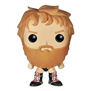Daniel Bryan Exclusivo Wwe Descontinuado Funko Pop Sin Caja