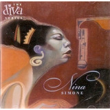 Cd Nina Simone - The Diva - Series - Semi Novo***