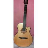 Vendo Guitarra Yamaha Ntx 700 4 Meses D Uso,no Salió De Casa