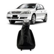 Coifa Cambio + Bola Lente Prata Astra Hatch Sedan 98 A 10