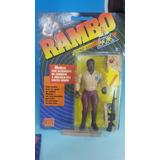Rambo Jocsa Muñeco En Su Blister Original Nuevo