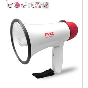 Megáfono Pyle Pmp30 30 Watts Nuevo Megafono Pyle