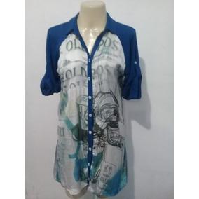 Camisa Feminina Tam:p