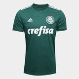 Camiseta Oficial Palmeiras 2018/19 adidas - Super Promoçã