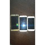 Samsung Lote 03 S5 S4 S4 Mini Barato Tira Peças