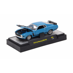 1970 Ford Mustang Boss 302 M2 Detroit Muscle 38 1:64