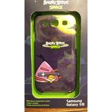 Capa Para Celular Samsung Galaxy 3 Angry Birds Space