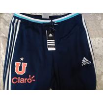 Pantalon Chupin Adidas Universidad U De Chile Oferta Orig