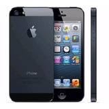 Iphone 5 16 Gb Preto Seminovo + Varios Brindes !!!!