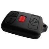 Capa Controle Alarme Carcaça Toyota Corolla Fielder