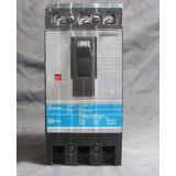 Pastilla Interruptor Termomagnético Siemens Ed 3p 30a 480v