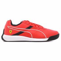 Tenis Scuderia Ferrari Podio Tech Sf 02 Puma 305815
