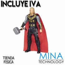 Figura De Acción Thor Marvel Hasbro - B1496