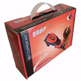 Máquina Para Tosa Cães E Gatos Pet Clipper Kit Completo 110v