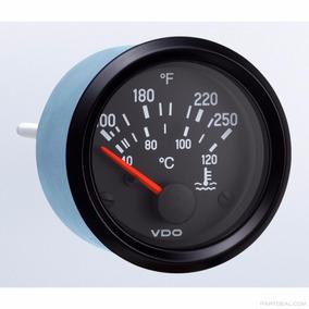 Inidcador Marcador Reloj Temperatura 24v 40-120°c Vdo Univ