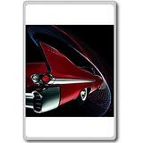 1958 Cadillac Convertible Arte Antiguo Imán De Nevera