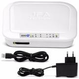 Internet Rural Interface Jfa Smart 3g Dados E Voz Roteador