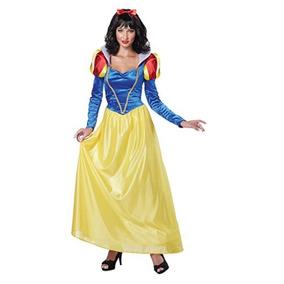 Disfraz Blanca Nieves (talla Chica) Hallowen