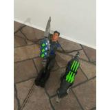 Max Steel Arco E Flecha Com Lobo