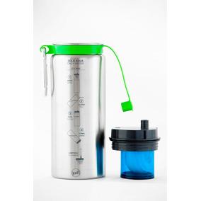 Botella Con Filtro Agua Portatil Boteoz Campismo - Verde