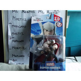 Pack 2 Figuras Marvel Infinity Thor Falcon