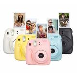 Cámara Instantánea Fujifilm Instax Mini 8 + 20 Fotos Rollo