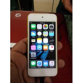 Ipod Touch 5a Gen 32gb. Amarillo. Perfecto!(1.1.5)