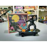 Antigo Brinquedo Super Ninja Skate Ano 1989