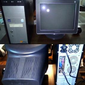 Computadora Escritorio Monitor Samsung Cpu Lg Intel Pentium4
