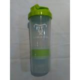 Botella Shaker Mezcladora Proteinas Kimbow