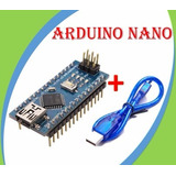 Arduino Nano + Gratis Cable Usb