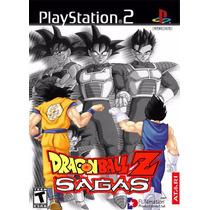Dragon Ball Z Sagas (play2) Frete Grátis