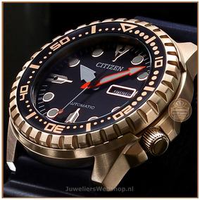 Reloj Hombre Citizen Nh8383-17e Automatico Agente Oficial