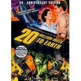 20 Milhões De Milhas Da Terra (1957) Dvd Legendado