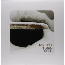 Bon Iver Blood Bank Lp Vinilo Imp.new Cerrado Orig. En Stock
